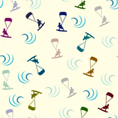 Tkanina 15742 | kitesurf