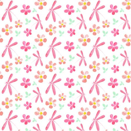 Tkanina 15753 | ważki