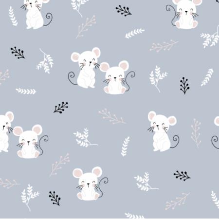 Fabric 15846 | Myszki