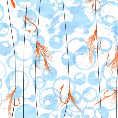 15933 | muszki wędkarskie