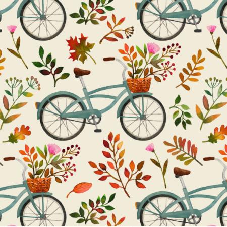 15974 | Autumn bike ride // cream