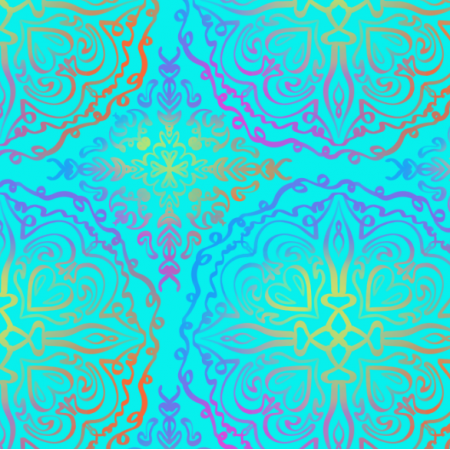 15985 | vibrant Mandala