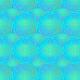 Fabric 15985   vibrant Mandala