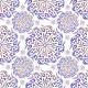 Fabric 15987   colorful mandala1