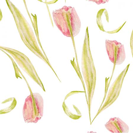 Tkanina 16031 | tulips
