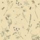 Fabric 16039 | KWIATY I OWADY - FLOWERS & INSECTS