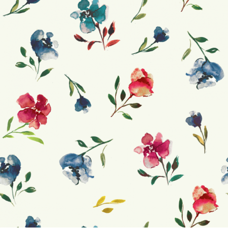 Fabric 16083 | Spring Meadow 1 - 20x20cm