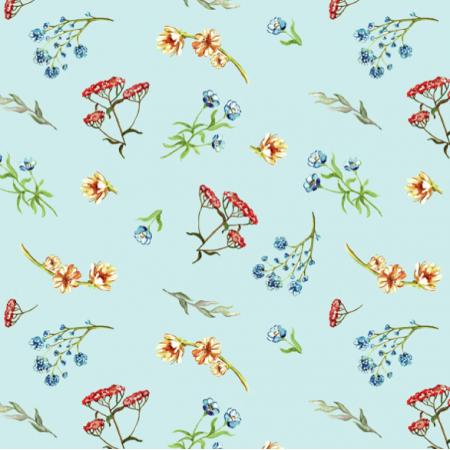 Fabric 16094 | Wild meadow 1