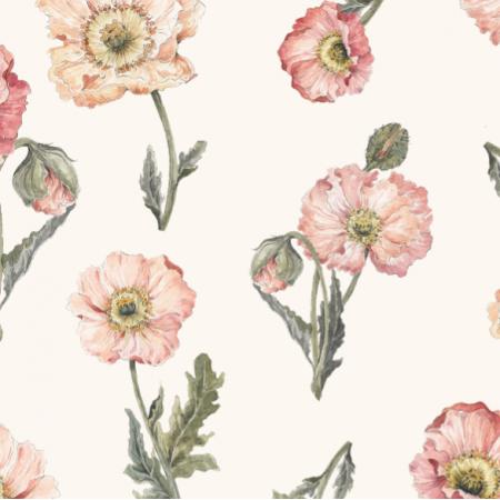 Tkanina 16105 | poppy