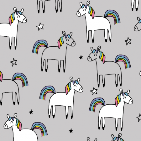 Fabric 16157 | kucyki