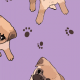 Tkanina 16171   Cute pags