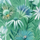 Tkanina 16199 | pollinators bees and flowers. summer design.