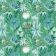 Fabric 16199   pollinators bees and flowers. summer design.