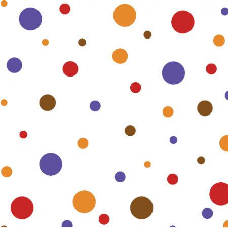 Tkanina 16256 | Dymi dots
