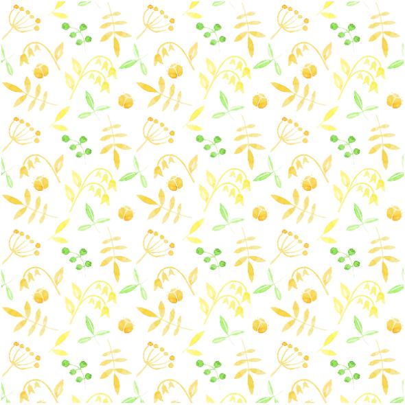 Fabric 16318 | yellow ladybug