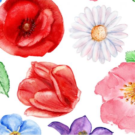 16384 | Kwiaty Polne