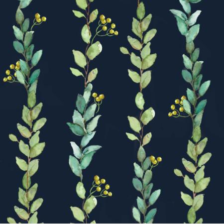 Fabric 16398 | Wild berries 2 30x30cm