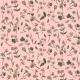 Fabric 16517 | OGRÓD BOTANICZNY NA RÓŻOWYM - BOTANICAL GARDEN ON PINK
