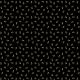 Fabric 16523 | RÓŻYCZKI NA CZARNYM - ROSES ON BLACK