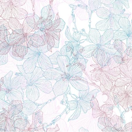Fabric  | Len na białym