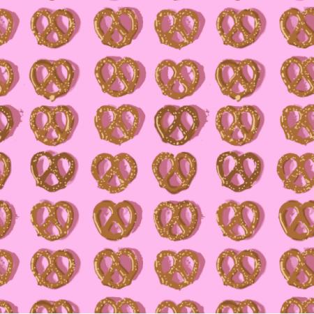 16555 | CIASTECZKA Precle  /COOKIES pretzel