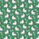 Fabric 16559 | baby unicorns // green