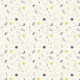 Fabric 16745 | Cosmos. Childish pattern with sun, moon, planets and star0