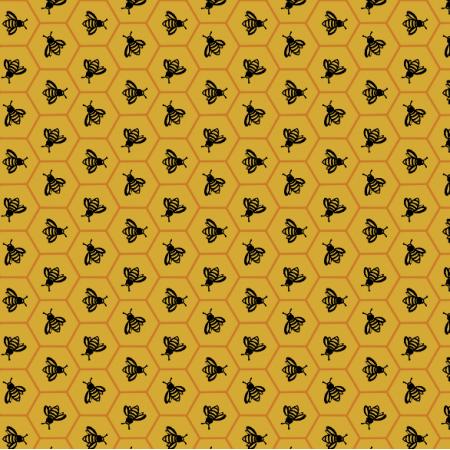 Tkanina 16800 | Miód