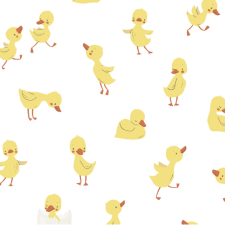 Fabric 16809 | cute little duckling0
