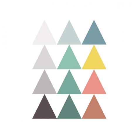 16859 | triangle arrow set horizontal
