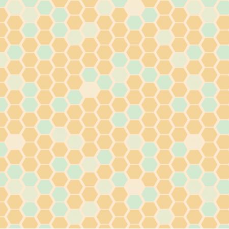 16883 | Pastelowy plaster miodu