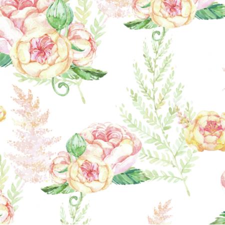 Tkanina 16918 | Blossom
