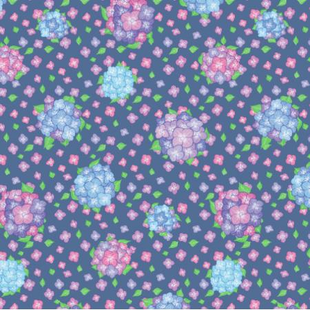 17127 | Hortensja1 na niebieskim tle00