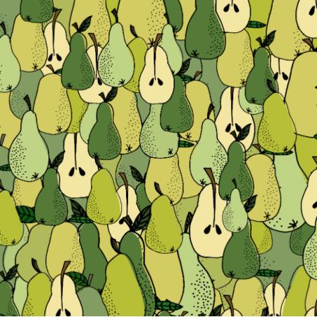 Fabric 17162 | Pears I0
