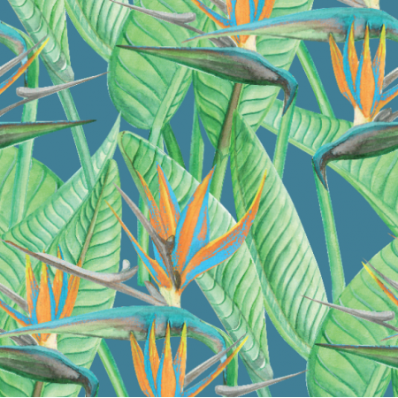 Fabric 17169 | LiScieTropikalne