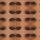Fabric 17214 | Aga Sova Art Eyes