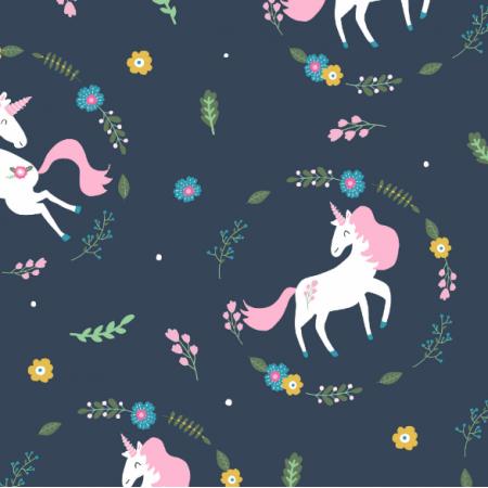 Fabric 17226 | jednorożce
