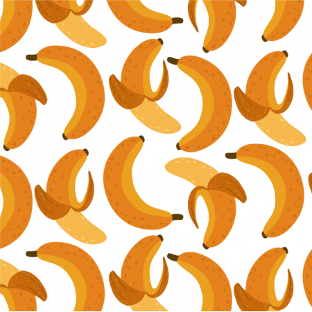 Fabric 17324 | bananas0