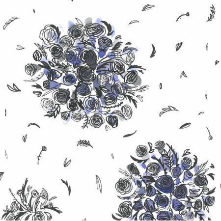 Fabric 17337 | Róże