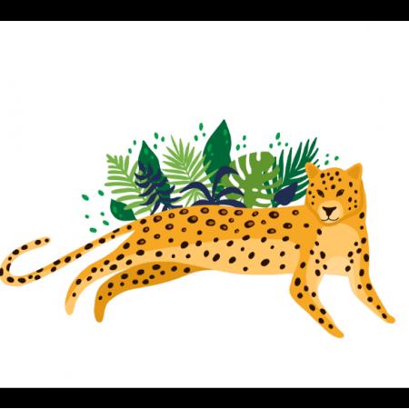 Fabric 17347 | leopard