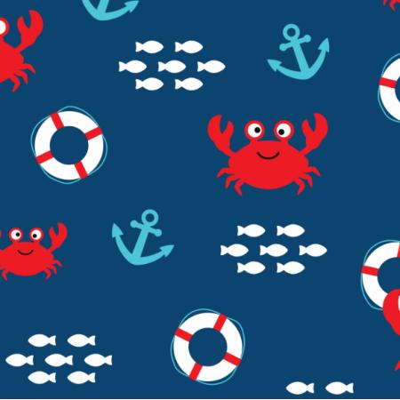 17384 | Crab & Lifebuoy