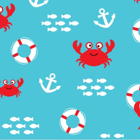 17386 | Crab & Lifebuoy