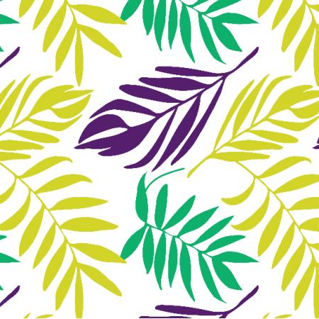 Fabric 17389 | liście, kolor