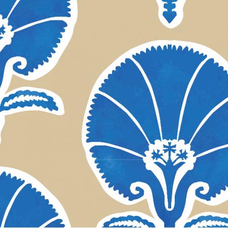 17518 | Islamski Goździk blue