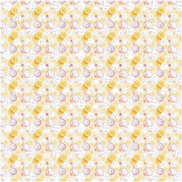 Fabric 17533   lemon