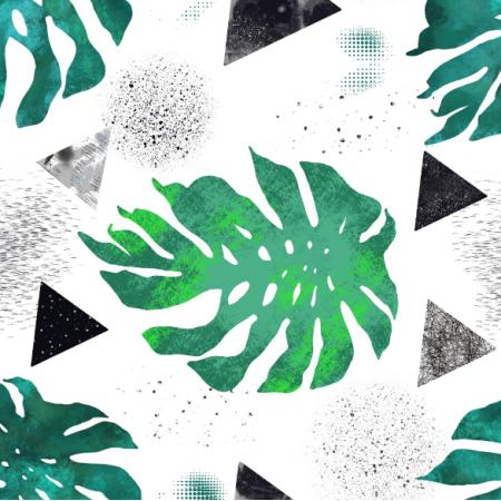 Fabric 17534 | leaf