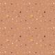 Tkanina 17550 | Terracotta lastryko