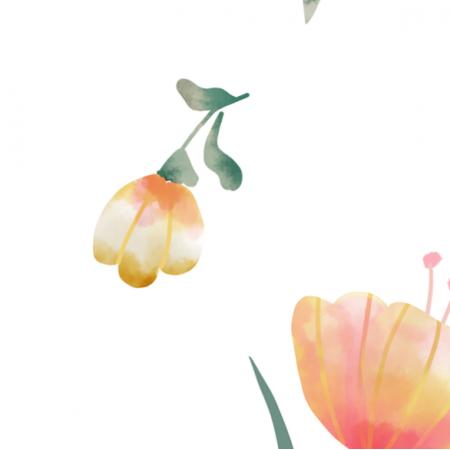 Fabric 17578 | flowers