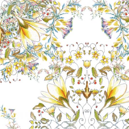 17725 | Flowers inspirations - seria 1