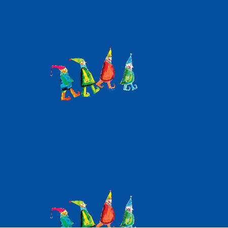 Tkanina 17756 | dwarves 1 - pattern for kidS